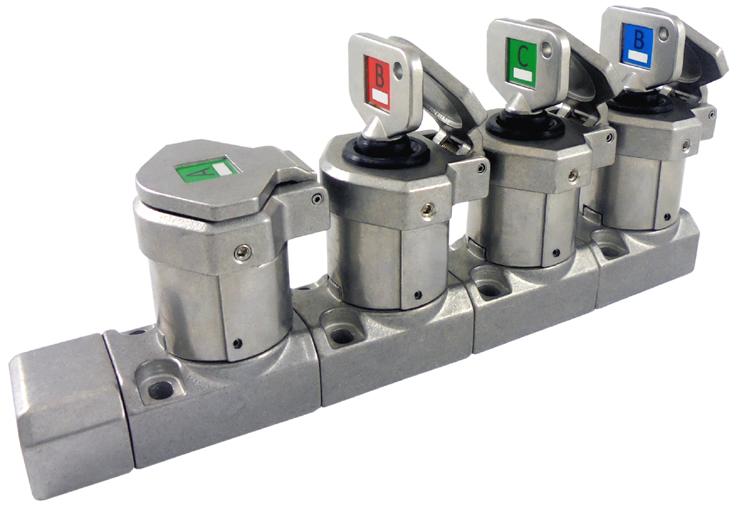 KE-cheie de schimb din oțel inoxidabil 316