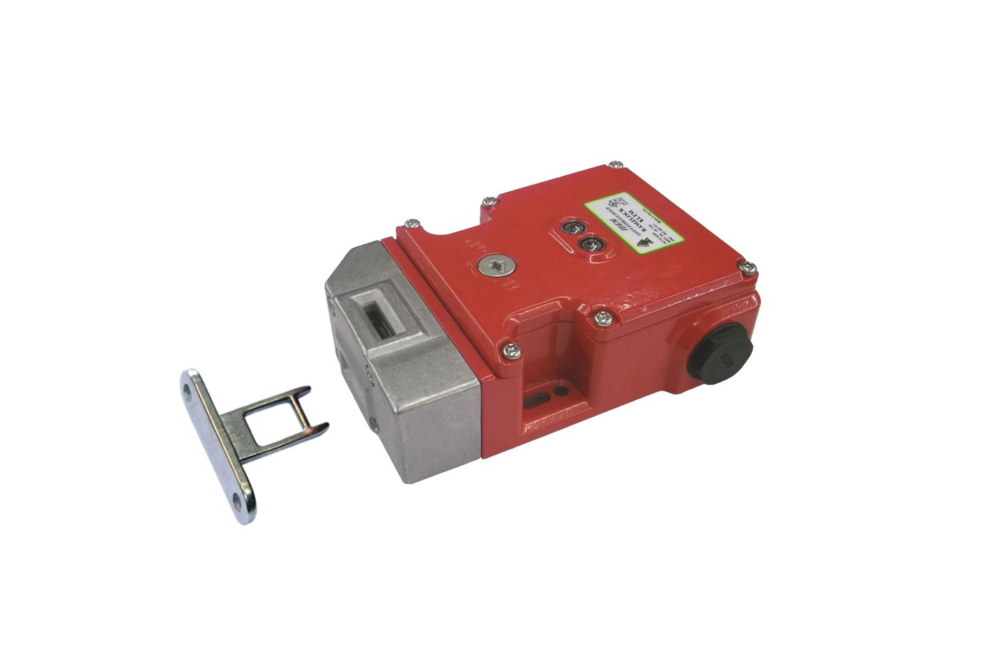 KLTM Comutator de interblocare protecție cu solenoid