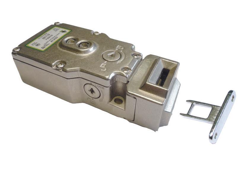 KL1-SS - Comutator de blocare a protecției din oțel inoxidabil