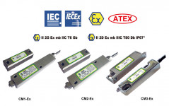 CM1 CM2 CM3 comutatoare fără contact cu protecție anti-explozivă