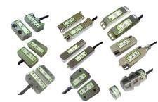 Comutatoare codificate fără contact Metal: HYGIECODE