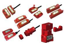 Comutatoare de siguranță codificate, fără contact, din plastic