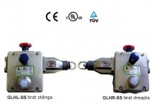GLHL-SS / GLHR-SS: Guardian Line Sarcină grea S / Oțel