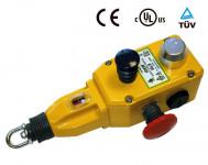GLS: Comutator cu coardă de tracțiune Guardian Line Sarcină standard