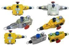 Comutatoare de siguranță cu cablu de prindere Seria Guardian Line