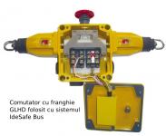 IdeSafe Bus sistem: Comunicații de siguranță cu 2 cabluri