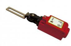 IDIS-2: Comutator cu interblocare de siguranță, cu balama