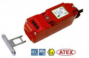 KM-Ex Comutator Limbă cu protecție anti-explozivă