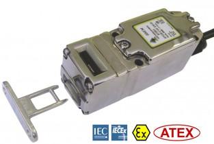KM-SS-Ex Comutator Limbă cu protecție anti-explozivă