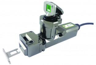 Interblocaj cu izolare de control, cu protecție anti-explozivă  M-TS-CB-EX (lustruire oglindă)