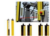 Perdele luminoase de siguranță și senzori de siguranță