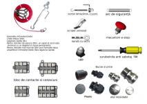 Accesorii: Comutatoare cu cabluri Guardian Line