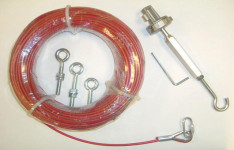 Instrucțiuni complete de instalare pentru kituri cu coardă de tracțiune