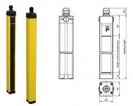 SLC-F : Perdele luminoase de siguranță